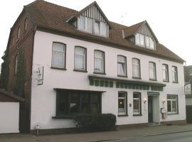 Hotel Deutsches Haus, Liebenau (Leese yakınında)
