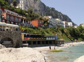 Hotel Belvedere e Tre Re, Capri