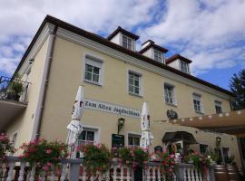 Gasthof zum alten Jagdschloss, Mayerling
