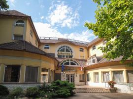 Arboretum Hotel Harkany, Харканы (рядом с городом Miskaháza)