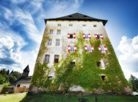 Hotel Schloss Moosburg, Moosburg