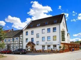 Hotel Am Wedenhof, Malchin