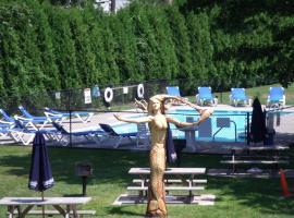 The Blue Inn at North Fork, 이스트 마리온