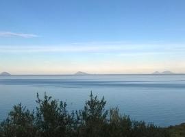 panoramicissimo paradiso tra mare e cielo, Tusa (Molino San Biagio yakınında)