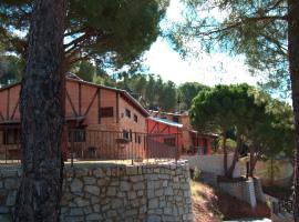 Alojamientos Rurales El Grial, Navas del Rey (Pelayos de la Presa yakınında)