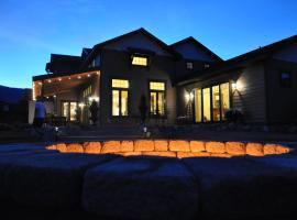 Lake's Edge Tuscan Lodge, Manson