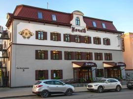 Premier Hotel Pochaiv, Почаев
