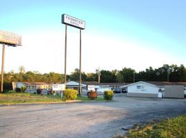 Frontier Motel, 킹덤시티