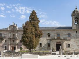 Albergue Monasterio de La Magdalena, Саррия (рядом с городом Sabenche)