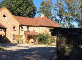 Le Goupil, ヴァーヴル (Bierges周辺の宿泊施設)