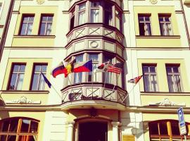 Hotel Derby, Karlovy Vary (Karlovy Vary yakınında)