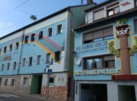 Regenbogen Hotel, Friedrichsthal (Merchweiler yakınında)
