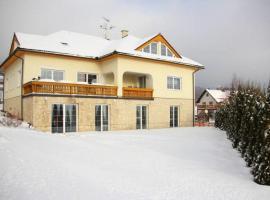 Vila Hamrska, Velké Hamry (Plavy yakınında)