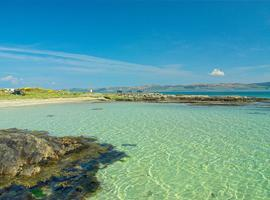 Beach View Cottage, Isle of Gigha (рядом с городом Craighouse)