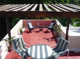 Eco Villa Maya with Roof Top Terrace, Cancún