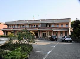 Hotel Route 9, Cadeo (Fiorenzuola d'Arda yakınında)