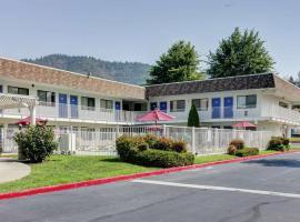 Motel 6 Grants Pass, Grants Pass