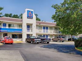 Motel 6 Washington DC Northeast - Laurel, Laurel