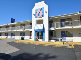 Motel 6 Springfield - Chicopee, Chicopee (in de buurt van Wilbraham)
