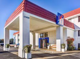 Motel 6 Portland - Tigard West, Tigard (in de buurt van Tualatin)