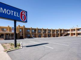 Motel 6 Santa Fe Plaza - Downtown