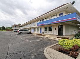 Motel 6 Cleveland West - Lorain - Amherst, Amherst (in de buurt van Vermilion)