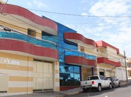 Itália Hotel, Fernandópolis (São João do Marinheiro yakınında)