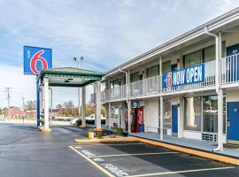Motel 6 Somerset KY