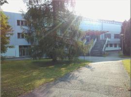Zimní Stadion Tábor, Tábor (Chotoviny yakınında)