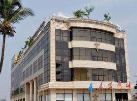Royal Grand Hotel, Monrovia