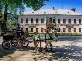 Hotel Na Zámečku, Ústí nad Orlicí