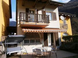 Casa Lodano, Lodano (Giumaglio yakınında)