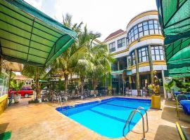 Charleston Hotel Ltd, Аккра (рядом с городом Achimota)