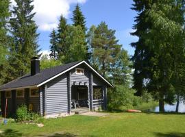 LomaQ, Lestijärvi (рядом с городом Toholampi)