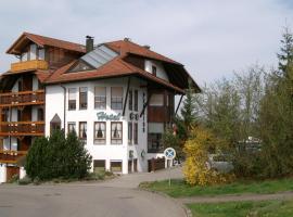 Hotel Glück, Ebersbach an der Fils (Reichenbach an der Fils yakınında)