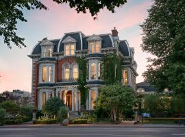 The Mansion on Delaware Avenue, Buffalo