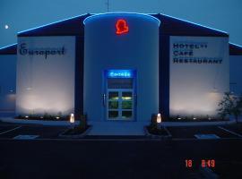 L'Europort, Сент-Авольд (рядом с городом Крётцвальд-ла-Круа)