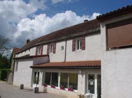 Auberge du centre, Laives (рядом с городом Gigny-sur-Saône)