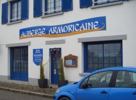 Auberge Armoricaine, Louisfert (рядом с городом Queneux Bas)