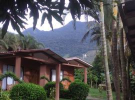 Paraíso Camping Lodge, Guayabal (Guayabos yakınında)