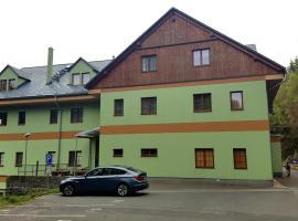 Apartmány Orbit Karlov, Malá Morávka (Karlov yakınında)
