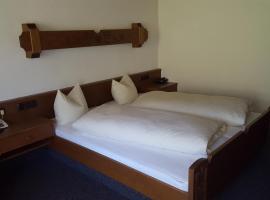 Hotel Garni, Warth am Arlberg (Schröcken yakınında)