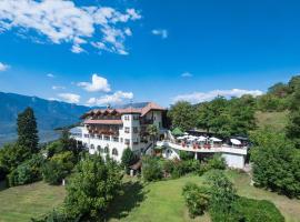 Hotel Tenz, Montagna