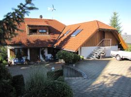 Haus Schwarzwaldmaidle, Brenden (Berau yakınında)