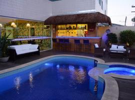 Hotel Anahí, Ресифи