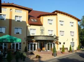 Hotel Lukács Superior, Казинцбарцика (рядом с городом Edelény)