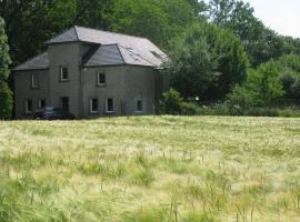La Maison Forestière, Ermeton-sur-Biert (Anthée yakınında)