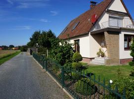 Ferienwohnung Grimmelmann, Eystrup (Bücken yakınında)