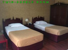 Al Hambra Hotel, Манама (рядом с регионом Центральная мухафаза)