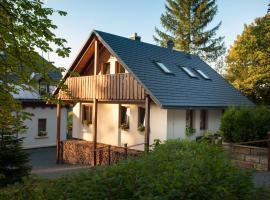 Haus Waldfrieden, Kurort Altenberg (Kurort Bärenfels yakınında)